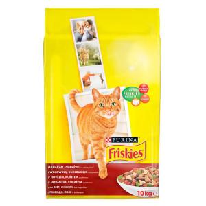 Friskies Cat Vita Carne 10 kg 11.2019