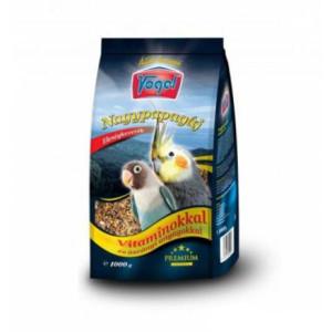 Vogel Premium cu vitamine pentru nimfe 1kg