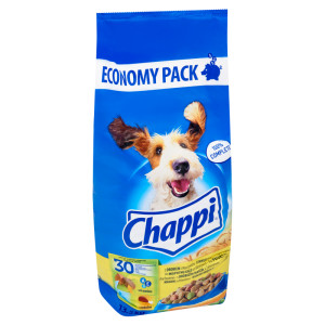 Chappi Uscat 13.5kg pasare&legume