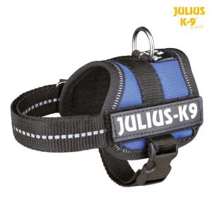 Ham Julius-K9 Xs 30-40 Cm/18 Mm Albastru 150702