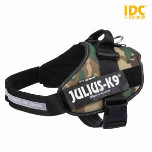 Ham Julius K9 Xl 82-115cm Camuflage 14874