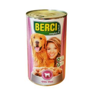 Conserva Dog Berci 1240 g Vitel (R)