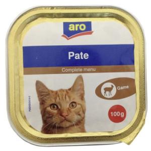 Pate pisici Aro 100 g vanat