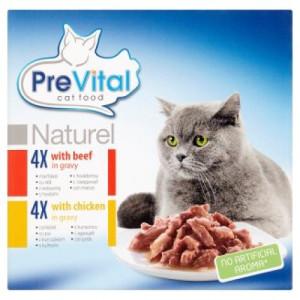 Prevital Plic 8x85g natural (vita+pui)