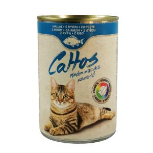Conserva Cat Cattos 415 g Peste