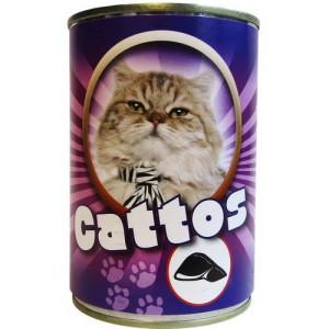 Conserva Cat Cattos 415 g Ficat