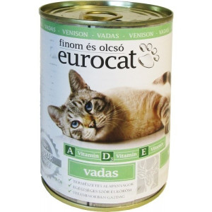 Conserva Pisici Eurocat Vanat 415 g