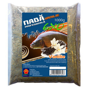 Exo - Nada Profesional 1 kg Vanilie 10/bax