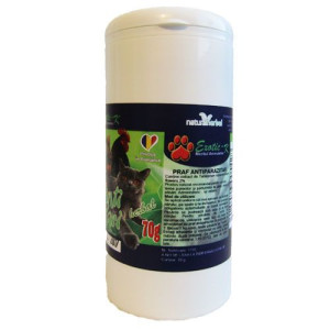 Praf Antiparazitar 70g herbal