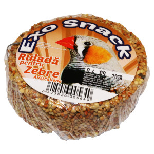 Exo Snack Rulada pentru Zebre Australiene 70 g 641023