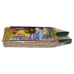 Exo Baton pentru Pasari cu Fructe Tropicale 2 buc 140 g (641071)