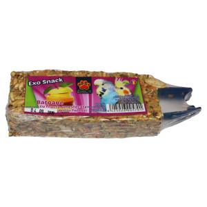 Exo Snack Baton pentru Papagali cu Mix de Fructe 2 buc 140 g