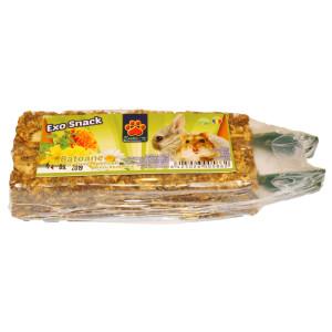 Exo Snack baton pentru rozatoare cu plante medicinale, 2buc, 70g