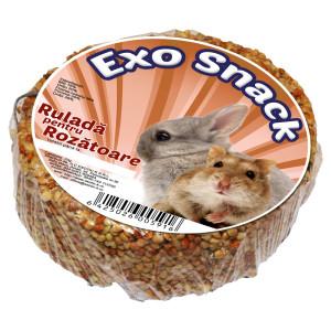 Exo Snack rulada pentru rozatoare , 130g