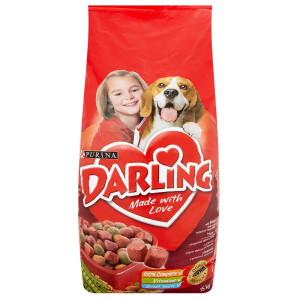 Darling Caine Vita si Legume 15 kg