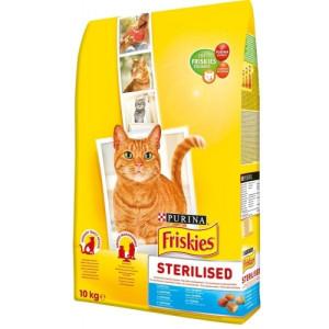 Friskies Cat Steril 10 kg
