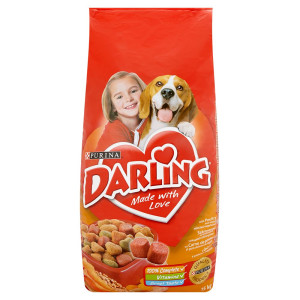 Darling Uscat Caine Pasare-Legume 15 kg