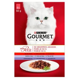 Gourmet Mon Petit 6*50g Vita/Vitel/Miel