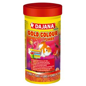 Gold Color fulgi 100ml-dp004a