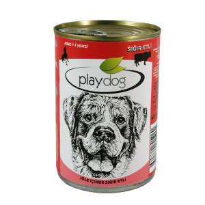 Conserva Dog 415g, Play Dog, Vita