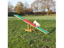 Jucarie Balansoar Agility Wippe 300x54x34 cm 80 kg 3213 (R)