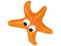 Jucarie Stea de Mare Latex 23 cm cu Sunet 3516