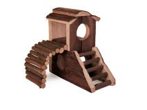Centru Joaca Hamsteri 17x17x10 cm 6113