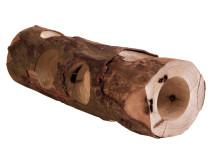 Tunel Lemn Natural 7x30 cm Rozatoare Mici 6131