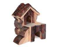 Casuta Lemn Hamster Bjork 15x15x16 cm 6176