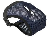 Chiloti Protectie 40x50 cm Negru cu Albastru 23243