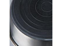 Castron Inox Antiderapant 1.7 l/21 cm 25073
