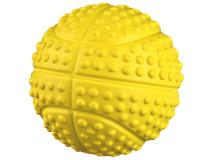 Jucarie Minge Cauciuc Natural 5.5 cm cu Sunet 34843