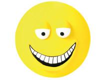 Jucarie Smiley Latex 10 cm cu Sunet 35265
