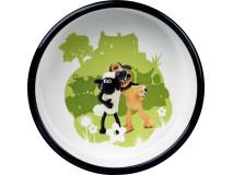 Castron Ceramic Shaun The Sheep Shaun 0.3 l/12 cm Verde 25043