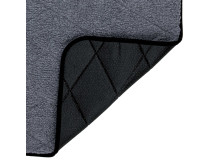 Covoras Calduros Antiderapant 80x60 cm Gri 28693
